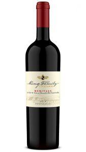meritage wine at king family vineyard