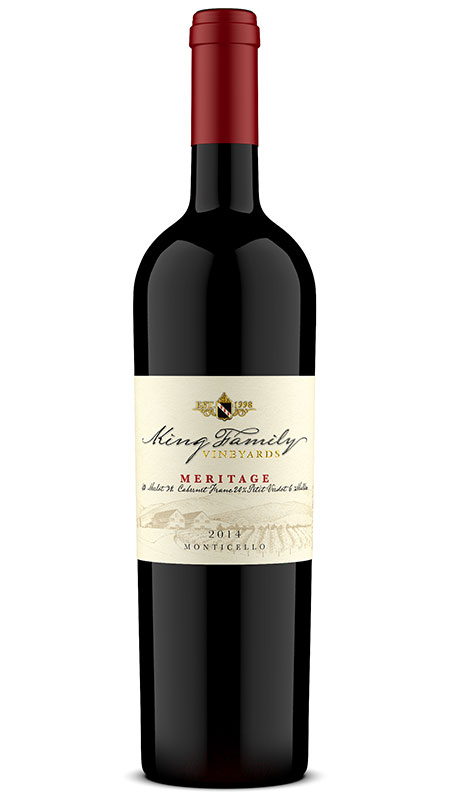 King Family Vineyards Meritage