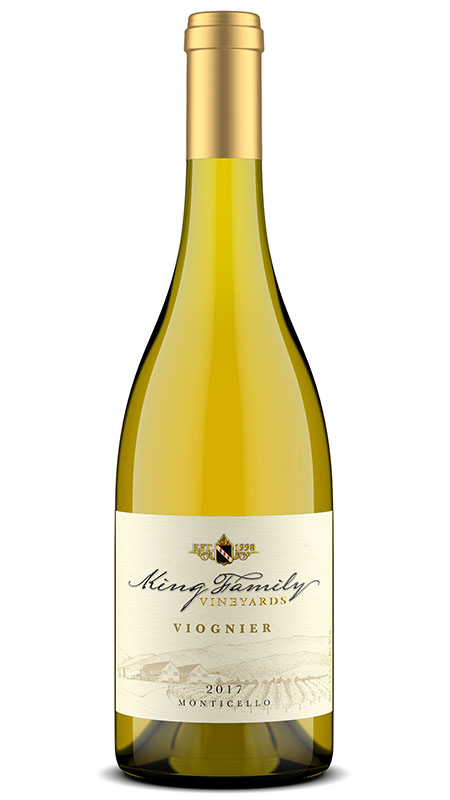 King Family Vineyards Viognier