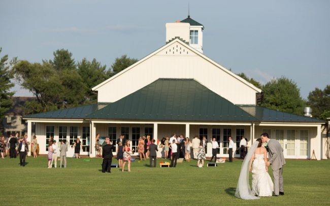 Weddings at King Family Vineyards Crozet Virginia