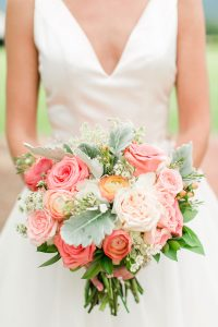 Find the perfect flowers to match this special wedding venue in Charlottesville.