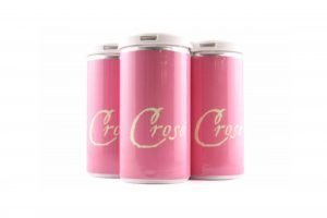 our rose wine crose comes in bottles or cans
