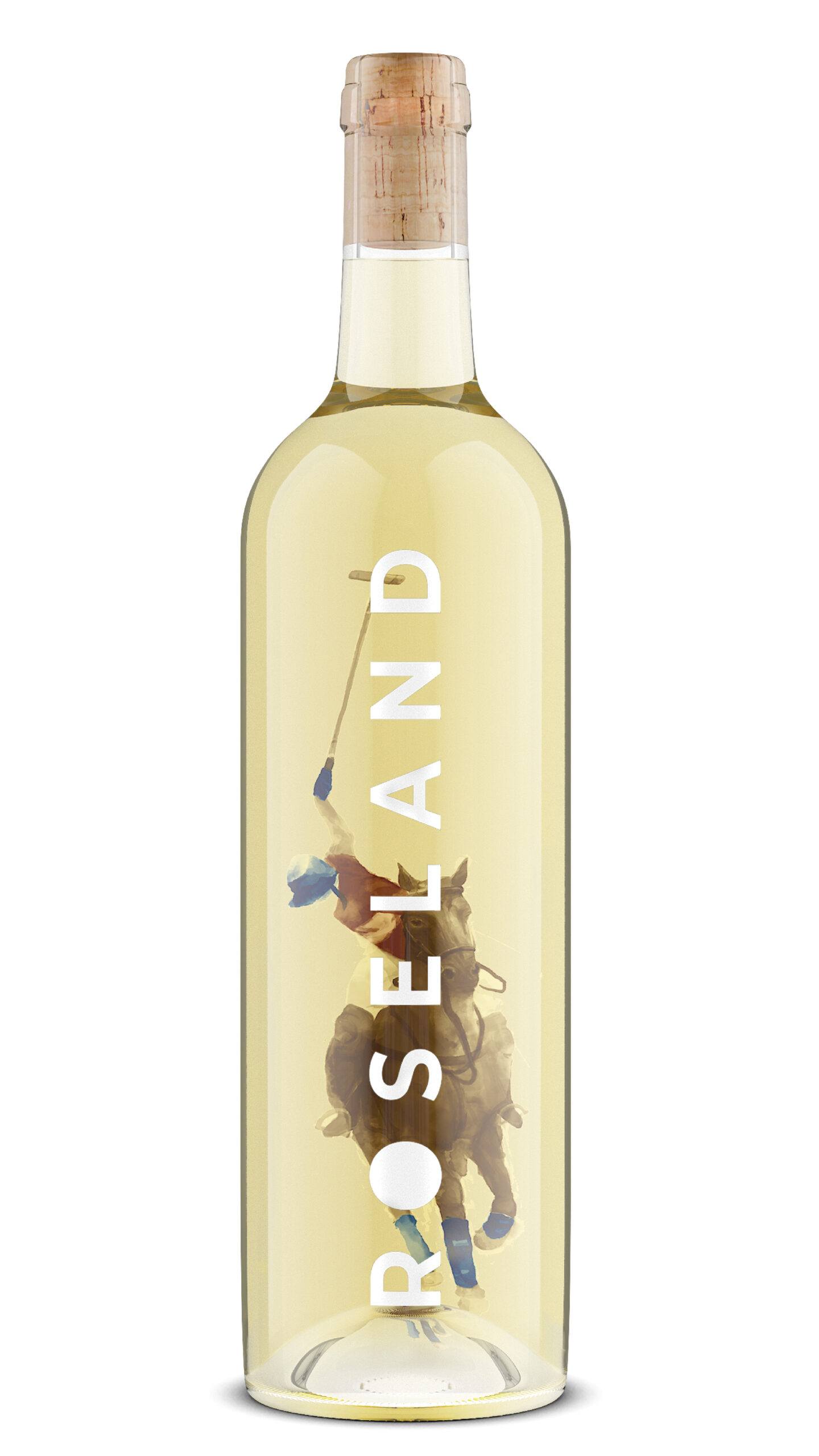 A bottle of our Roseland.